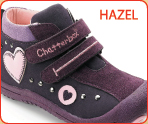 Chatterbox Girls Shoe, Hazel