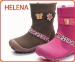 Chatterbox Girls Boot, Helena